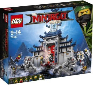 LEGO Ninjago 70167 Temple of the ultimate weapon