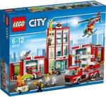 LEGO City Brannstasjon 60110