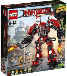 LEGO Ninjago Ildrobot 70615