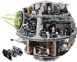 LEGO Exclusive Death Star 75159