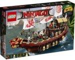 LEGO Ninjago Skjebneskipet Bounty 70618