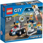 LEGO City Startsett Romfarere