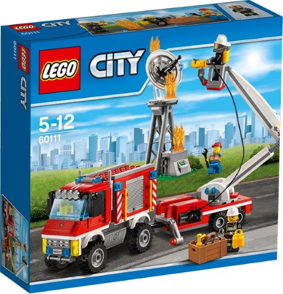 LEGO City 60111 Brannvesenet