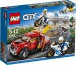 LEGO City Politi Tauebiltrøbbel, med minifigurer 60137