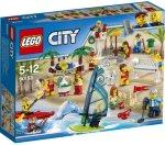 LEGO City Figursamling, Moro på stranden 60153