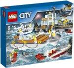 LEGO City Kystvaktens Hovedkvarter med minifigurer 60167