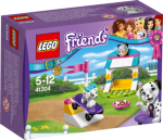 LEGO Friends Godbiter og Triks, hundefigur 41304