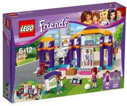LEGO Friends Heartlakes Sportssenter med minifigurer 41312