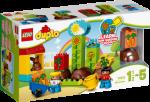 LEGO Duplo Min Første Hage, minifigurer 10819