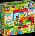LEGO Duplo Byliv Førskole, 39 deler (158-10833)