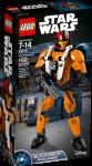 LEGO Star Wars Poe Dameron med blasterpistol 75115