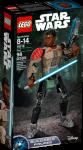 LEGO Star Wars Finn - med lyssverd 75116