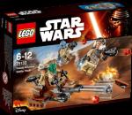 LEGO Star Wars Opprørernes stridspakke med pilot 75133