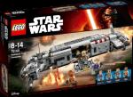 LEGO Star Wars Opprørernes Troppetransport, med figurer 75140