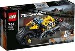 LEGO Technic Stuntsykkel - gul/svart 42058