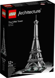 LEGO Architecture 21019 The Eiffel Tower