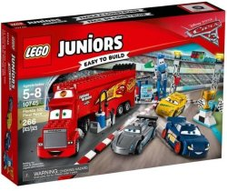 LEGO Juniors 10745 Finale i Florida 500-racet