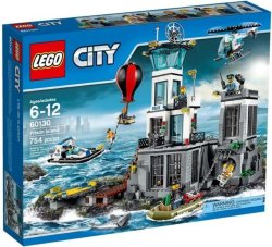 LEGO City Fangeøya 60130