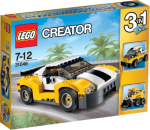 LEGO Creator Rask bil 31046