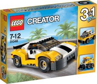 LEGO Creator 31046 3-in-1 Car