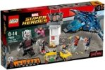 LEGO Superheltenes flyplasskamp 76051