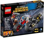 LEGO Batman Gotham City motorsykkeljakt 76053