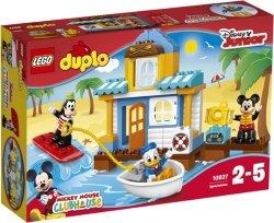 LEGO Duplo Mikke Mus og venner strandhus 10827