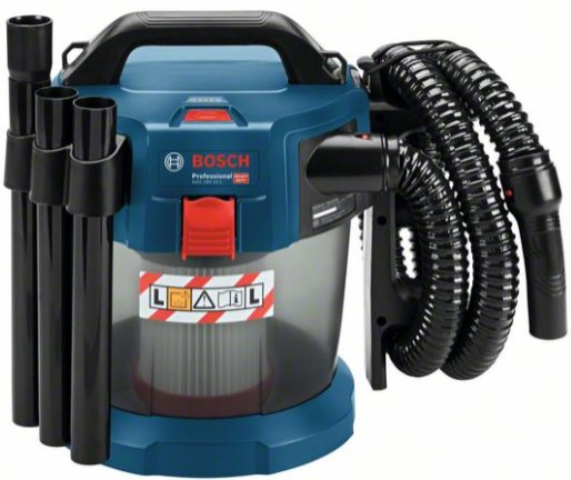 Bosch GAS 18V 10 L (uten batteri)
