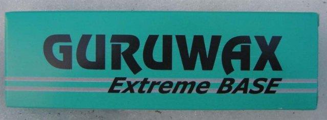 Guruwax Extreme Base Klister