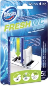 Domestos Fresh WC sticks 5-pack