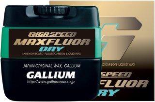 Gallium Giga Speed Maxfluor Dry 30ml