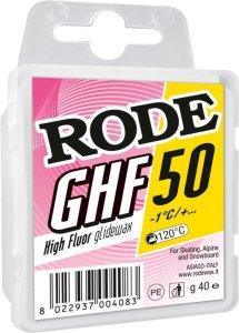 Rode GHF50 Glider Høyfluor