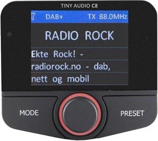 Tiny Audio C8