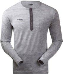 Bergans M's Henley Wool Shirt