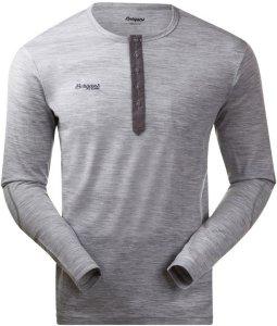 0ed5acb8 Best pris på Bergans M's Henley Wool Shirt - Se priser før kjøp i ...