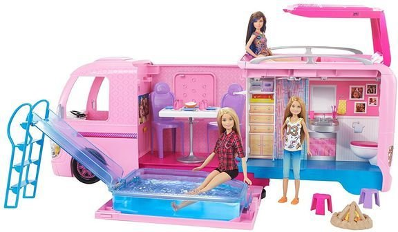 Barbie Camper (FBR34)