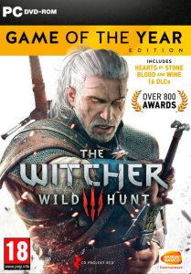 The Witcher 3: Wild Hunt - Game of the Year Edition til PC
