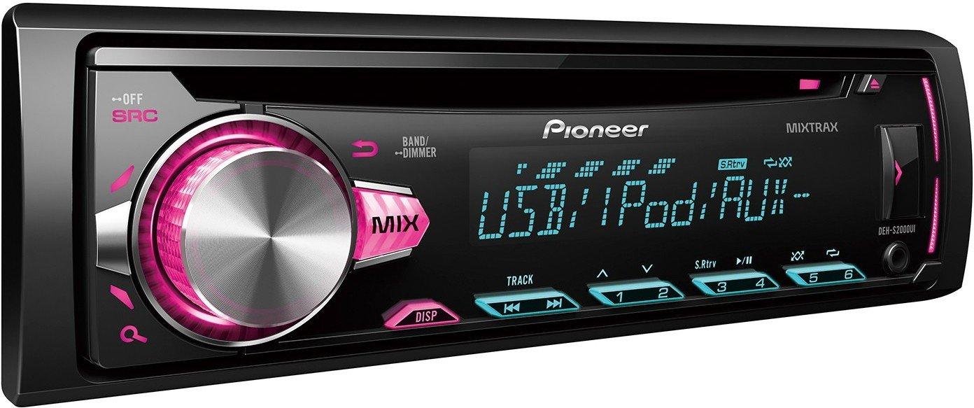 Pioneer DEH X8700DAB DAB+,Bluetooth Bilstereo Elkjøp