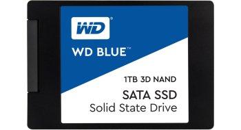 Test: Western Digital Blue 3D NAND SATA SSD 1TB