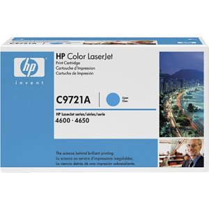 HP Color LaserJet 4600 Cyan