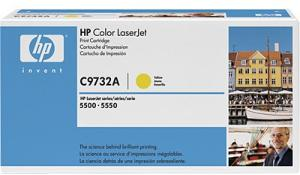 HP Color LaserJet 5500 Gul