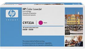 HP Color LaserJet 5500 Magenta