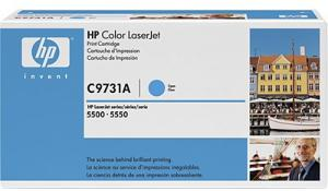 HP Color LaserJet 5500 Cyan