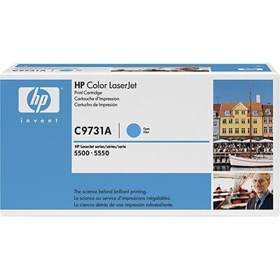 HP Color LaserJet 5500 Cyan