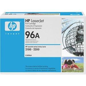 HP LaserJet 96A Svart (Erstatter)
