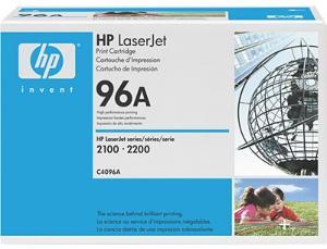 HP LaserJet 96A Svart