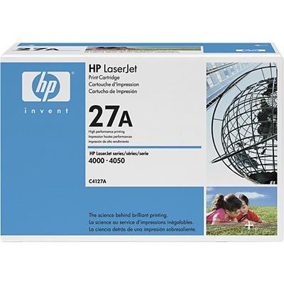 HP LaserJet 27A Svart