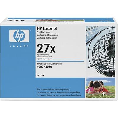 HP LaserJet 27X Svart