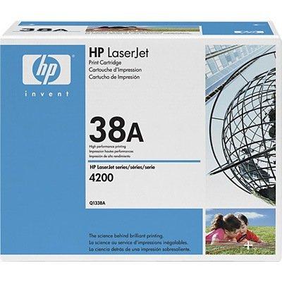 HP LaserJet 38A Svart
