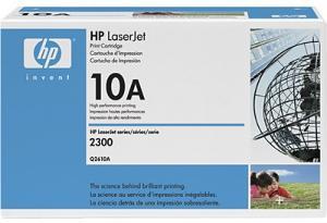 HP LaserJet 10A Svart